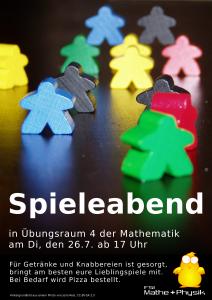 Spieleabend @ Übung 4   Erlangen   Bayern   Deutschland